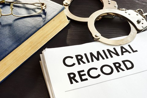 How long do criminal convictions stay on your record?