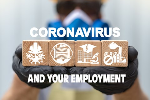 How does coronavirus affect my employment rights?