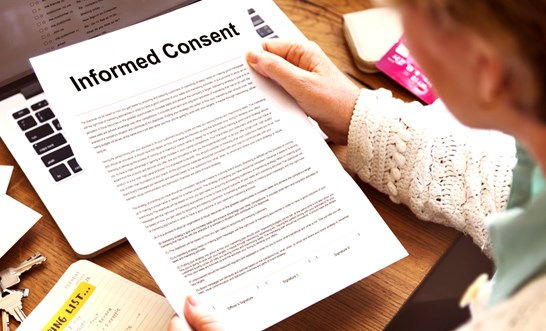 Informed consent- a duty to warn