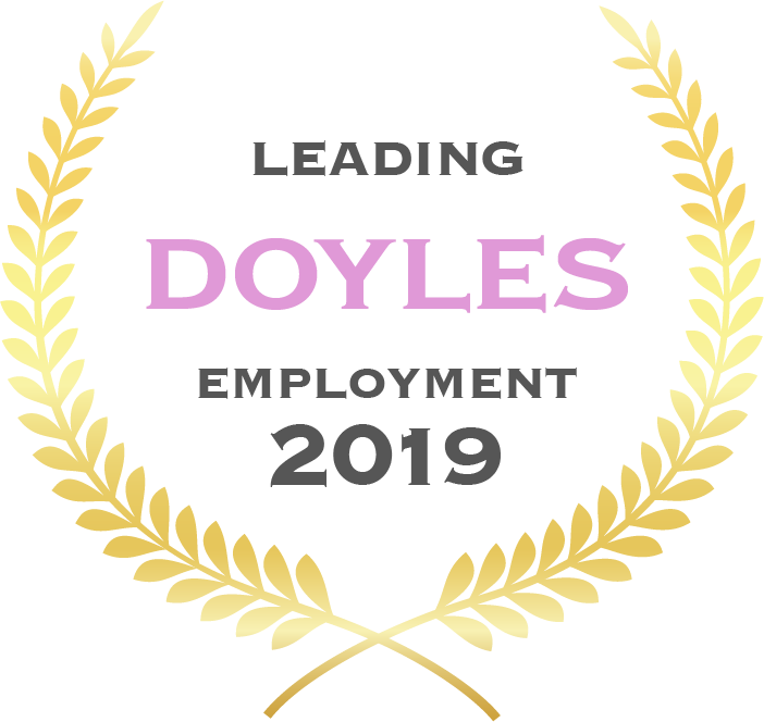 Hall Payne Lawyers -  Leading Employment Lawyer (Employee & Trade Union Representation) Rankings – New South Wales 2019