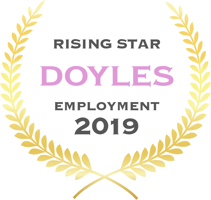 Hall Payne Lawyers - Employment & WHS Rising Stars – Australia, 2019