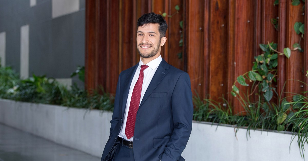 Pedram Mohseni | Solicitor | Hall Payne Lawyers Brisbane
