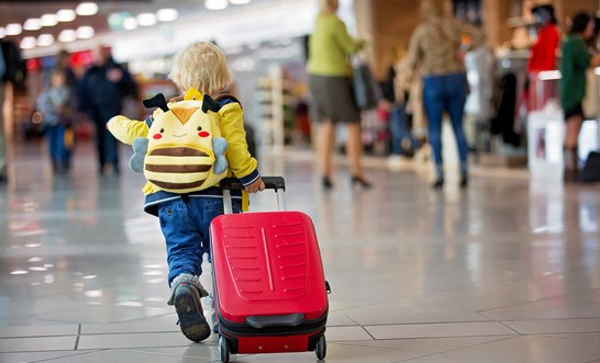 Can I travel with my children after separation?